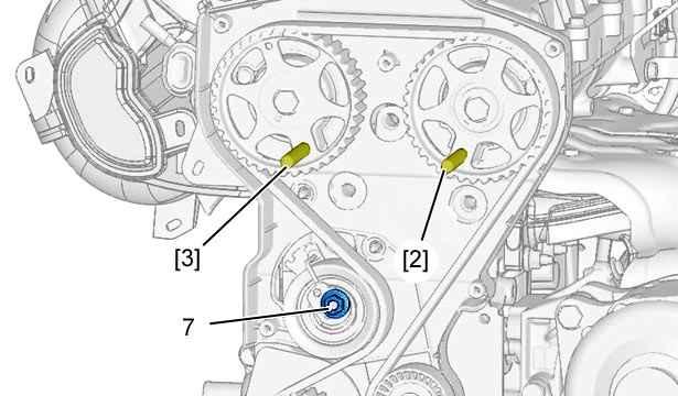 замена грм ситроен с4 1.6