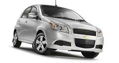 Chevrolet Aveo, он же - Daewoo Kalos