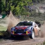 Citroen на Rally Italia Sardegna