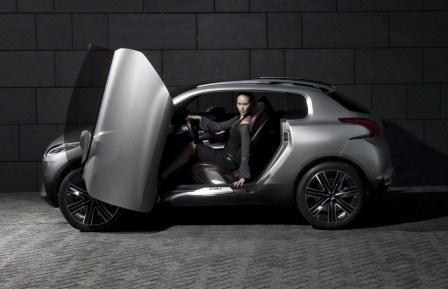 концепт Peugeot HR1