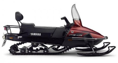 Yamaha Viking VK540