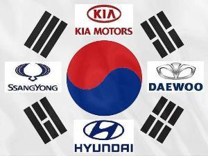 корейские авто