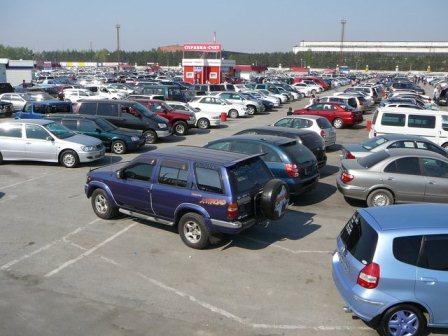 купить подержанный авто