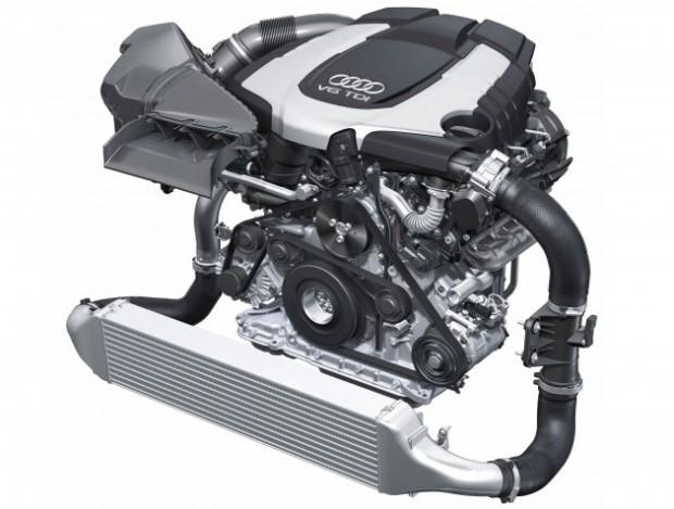двигатель ауди нового поколения