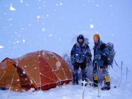зимний туризм