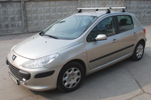 багажник на крышу Peugeot 308