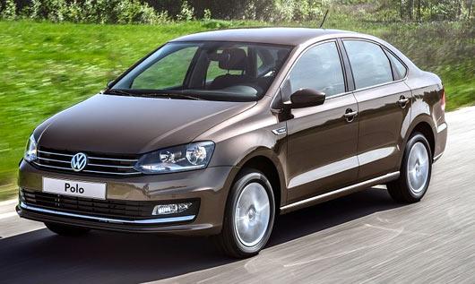Новый Volkswagen Polo 2015