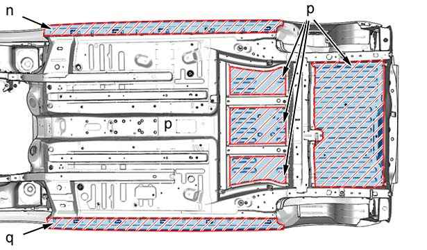 Защитное антигравийное покрытие пежо ситроен на блоге psa-perm.ru