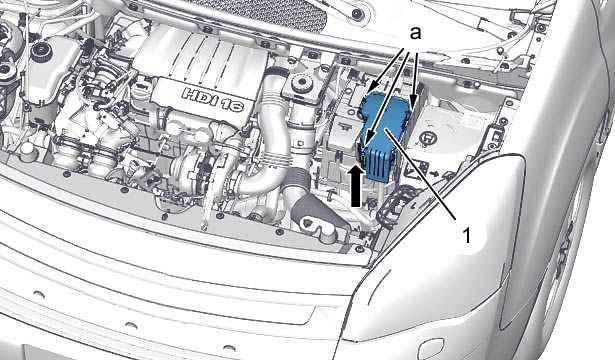 аккумулятор автомобиля ситроен берлинго