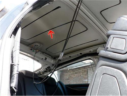 как сделать шумоизоляцию крыши ситроен смотрите на www.psa-perm.ru