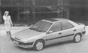 Citroёn Xantia 1.9 Turbo Diesel