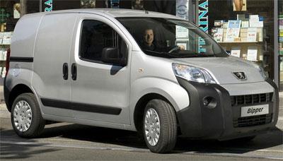 Дизельный Peugeot Bipper