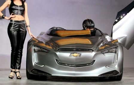 Chevrolet MI-RAY