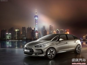 Citroen DS5 Shanghai
