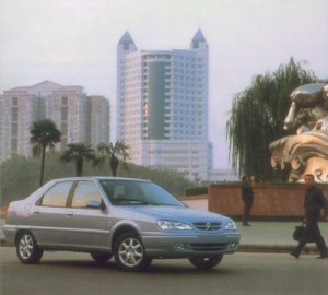 Citroen Elysee 2002