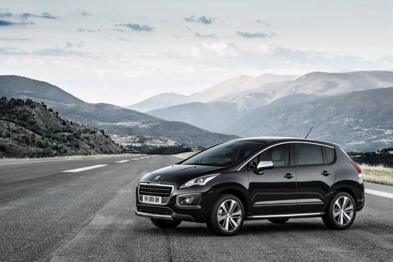 Новый Peugeot 3008 New