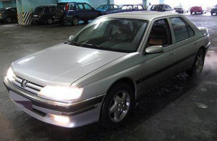 отзыв о Peugeot 605 1990