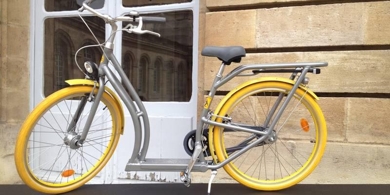 велосипед Peugeot Pibal