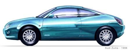 Audi Zuma