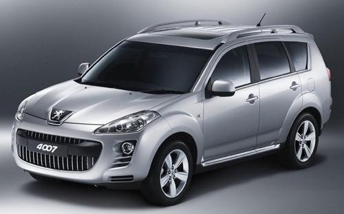 фото Peugeot-4007