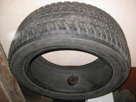 заплатка на шину