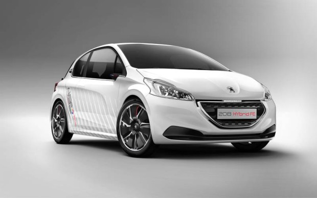 Peugeot 208 Hybrid