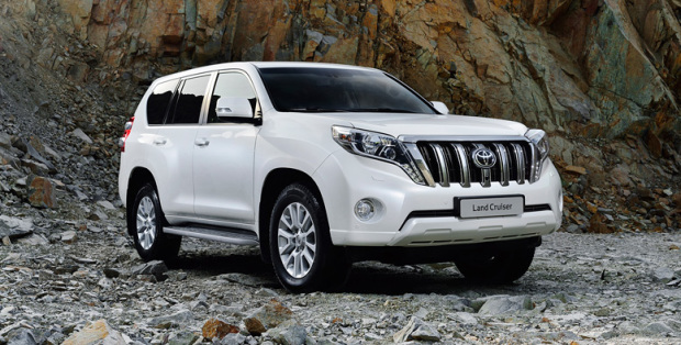 Land Cruiser Prado 2014
