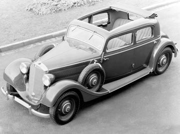 Даймлер Бенц-1937