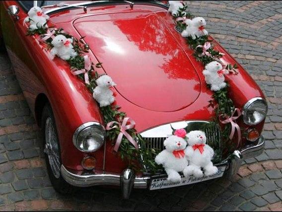 Свадебный авто