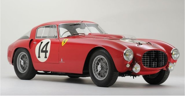 Ferrari 340/375 MM Berlinetta Competizione