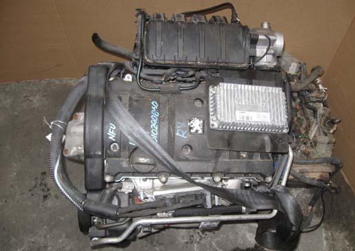 Двигатель TU5JP4 (NFU). Особенности, характеристики, идентификация
