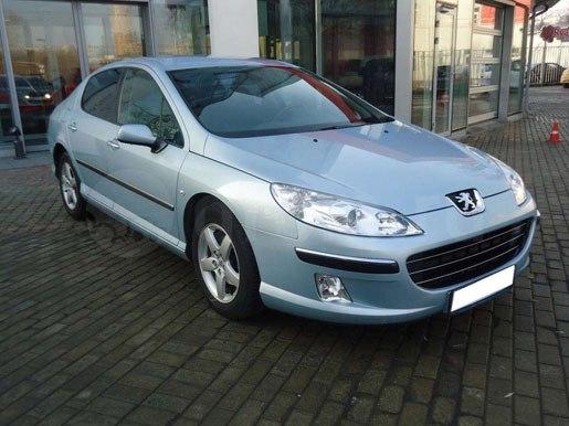 Peugeot 407 цена