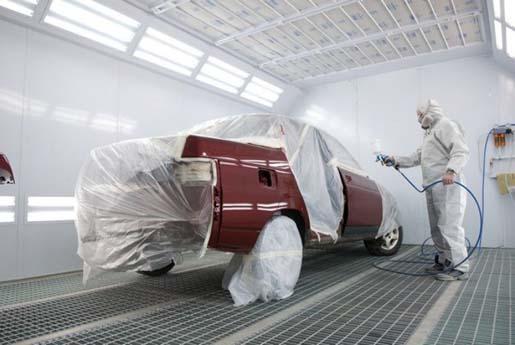 Покраска автомобиля Peugeot своими руками