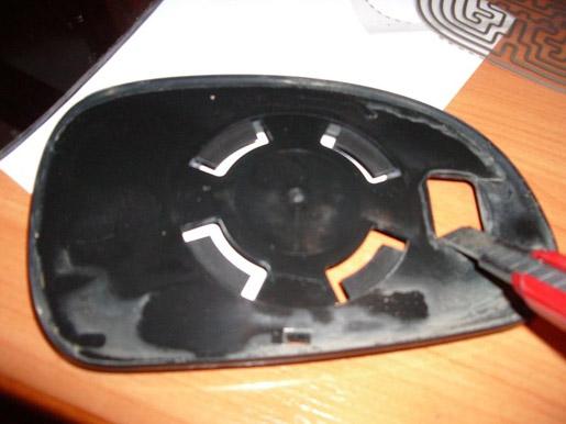 Ремонт обогрева зеркал заднего вида Пежо 406