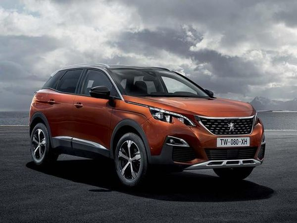 Peugeot: 3008 и 5008